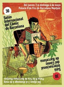 poster Saló del Comic 2012